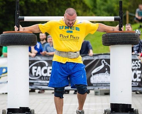 Igor Petrík Strongman a jeho obľúbené produkty EasyBody