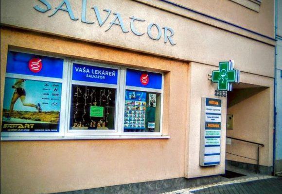 Naše magnéziové produkty EASYBODY kúpite v lekárni SALVATOR v Leviciach