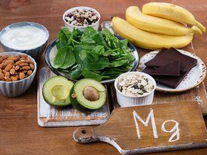 Magnézium sa vyskytuje v takmer každom ovocí a zelenine, v rôznom množstve