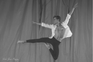 Henrich Gibala - tanečník